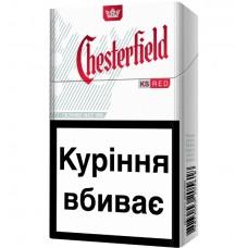 Сигареты Chesterfield !!!Красные!!