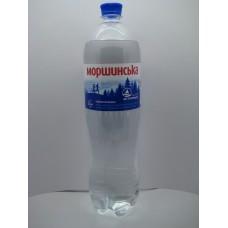 """Вода минеральная """"Моршинская"""", (1,5 л), """"синяя"""""""