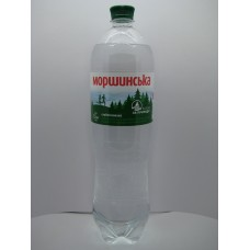 """Вода минеральная """"Моршинская"""", (1,5 л), """"зеленая"""""""