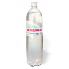 """Вода минеральная """"Моршинская"""", (1,5 л), """"белая"""""""