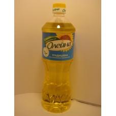 """Масло подс. """"Олейна"""" рафин., 850мл"""
