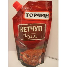 "Кетчуп ""Чили"" /Торчин/ д\пак, 300 г"