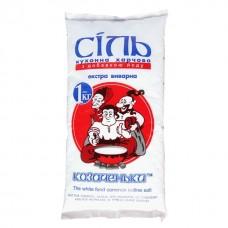 Соль Экстра кухонная, 1 кг