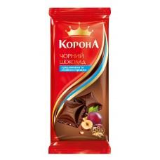 "Шоколад  ""Корона"" орех/изюм черн., 90 г"