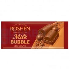 """Шоколад   """"Рошен"""" ПОРИСТЫЙ тёмн. молоч.,100 г"""
