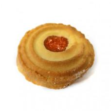 Печиво Абрикосовий рай пісочн з начинкою 1кг