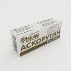 Аскорутин, 10таб