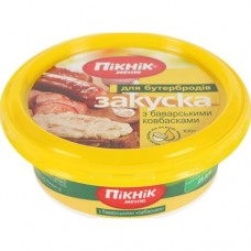 Закуска Баварські ковбаски Пікнік110г