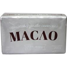 Масло сливочное Сорочинское 73% 200гр