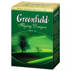 Чай Гринфилд Зеленый, 100 г