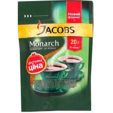 Кава розч. Jacobs Monarch 20г