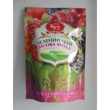 Чай Верблюд зел. с лесными ягодами 80г