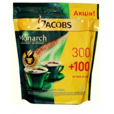 Кава розч. Jacobs Monarch 400г