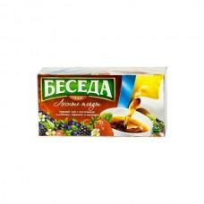 Чай Бесіда лісова ягода 24п