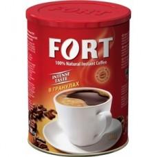 Кава розч. Fort з/б 100г