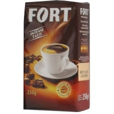 Кофе Форт молотый, 250гр /вакуум/