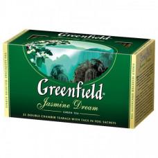 Чай Грінфілд зел. 25п