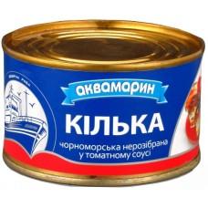 """Килька   """"АКВА""""  Т/С №6, 240 г"""
