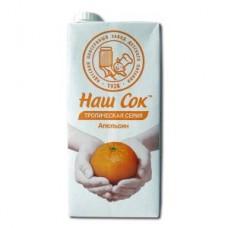 Сок ОКЗДП Апельсин 2л