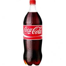 Вода газированная Кока-кола, 1л