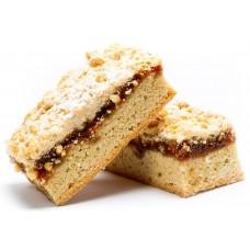 Печиво здобне Пиріг тертий з повидлом 1,25кг