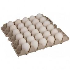 Яйца СОРТ 1 (договор) по 30шт в лотке