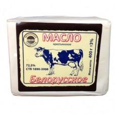 Масло Білоруське 72,5% 400г