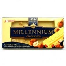 """Шоколад   """"Милен.GOLD"""" 100гр Белый"""
