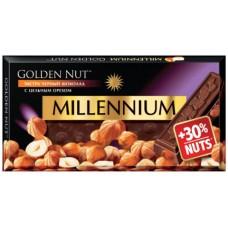 """Шоколад   """"Милен.GOLD"""" 100гр Чорный"""