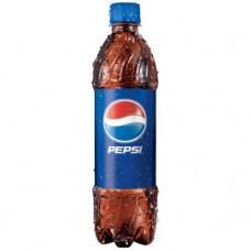 Вода газированная Пепси 0,5л