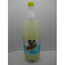 """Вода газированная """" Schweppes"""" лимон 1л"""