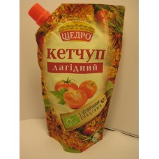 Кетчуп Щедро Лагидный 300г