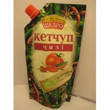 Кетчуп Щедро Чили 300г