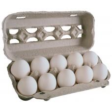 Яйца !!!10шт в лотке!!! СОРТ 1 (договор)