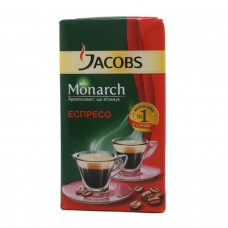 Кава мел. JACOBS Monarch Intense 225г