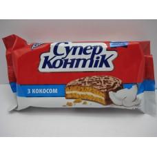 "Печенье    ""Супер-Контик"" КОКОС 100гр"