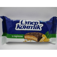 "Печенье    ""Супер-Контик"" ОРЕХ 100гр"