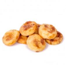 Замороженные Сырники с изюмом /жареные/ кг