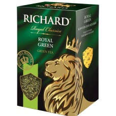 "Чай  Ричард ""ГРИН"" зеленый 90гр"