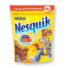 Швидкорозчинний какао-напій Nesquik 140 г