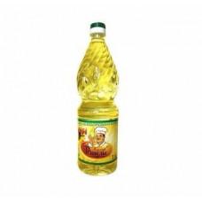 Олія Сто Пудів рафін.  0,5л