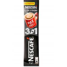 Напій кавовий NESCAFÉ 3в1 Xtra Strong у стіках 13г