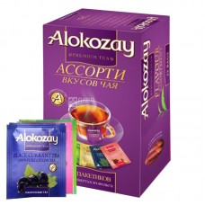 Чай Алкозай фрукт 25п