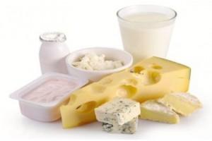 Молоко і кисломолочні продукти